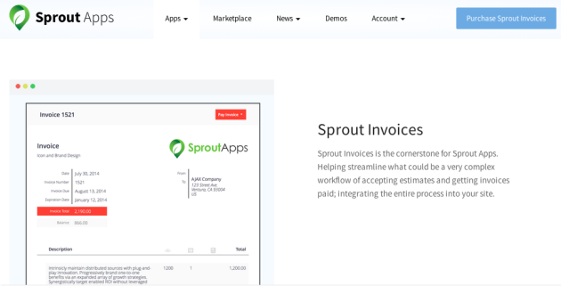 Sprout Invoices Sprout Apps