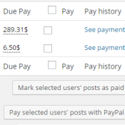 Simplify Authors Payments Management with Post Pay Counter