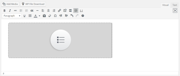 Adding Your Files to Your Content