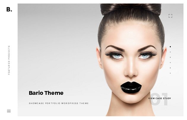 Bario WordPress Theme