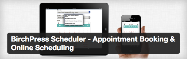 BirchPress appointment booking and online scheduling