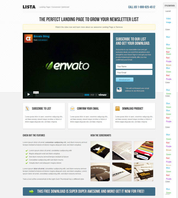 Lista Affiliate Theme for WordPress