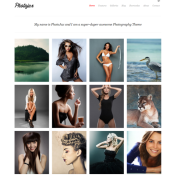 30 Best Photo Blogging Themes for WordPress