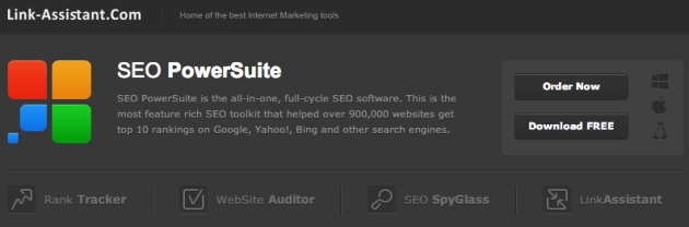 SEO PowerSuite Review: Helping You Please Search Engines! - WP Mayor