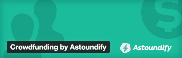 WordPress › Crowdfunding by Astoundify « WordPress Plugins