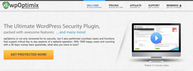WpOptimix   The most powerful WordPress Security Plugin