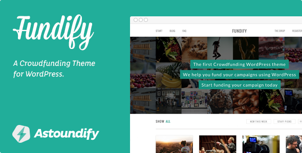 fundify theme