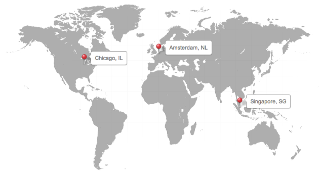 siteground locations